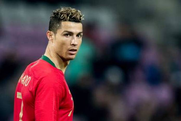 Cristiano Ronaldo was accused of sexual abuse, but the case was closed (Shutterstock)