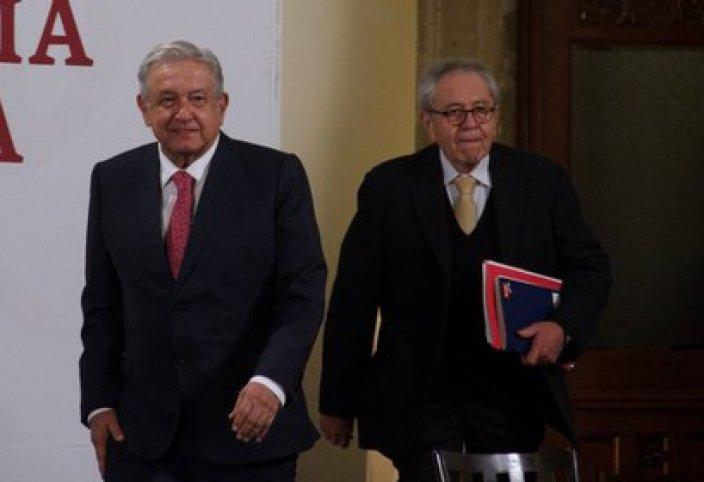 Jorge Alcocer, secretario de Salud, encabeza el equipo médico que dará seguimiento a la recuperación del presidente López Obrador tras dar positivo a COVID-19 (Foto: Andrea Murcia / Cuartoscuro)