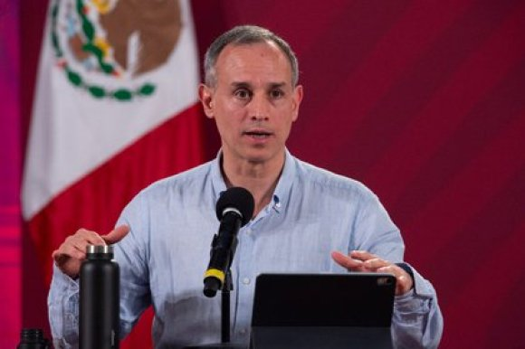 Hugo López-Gatell, Undersecretary for Health Promotion and Prevention (Photo: Courtesy Presidency)