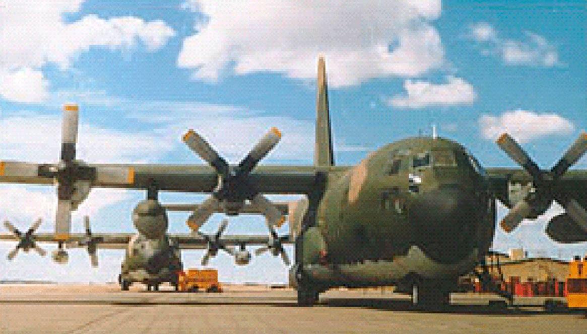 Los leales CK-130 que operaron sin tregua durante toda la Guerra de Malvinas