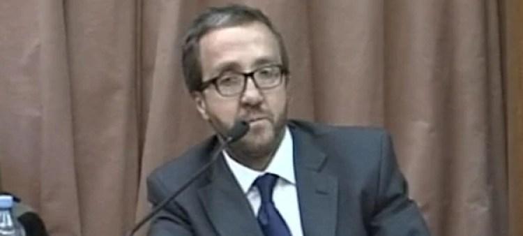 Alejandro Vandenbroele condenado a dos años de prisión en suspenso