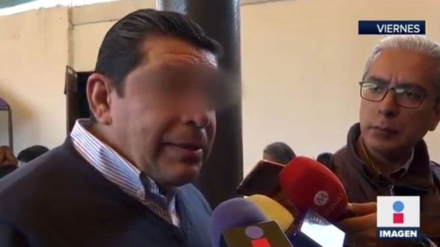 El sacerdote, presunto responsable del crimen, fue detenido por las autoridades (Foto: Especial)