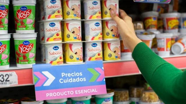"""Los productos cuidados incluyen los 64 ítems """"Esenciales"""", cuyos precios se mantendrán fijos hasta noviembre"""