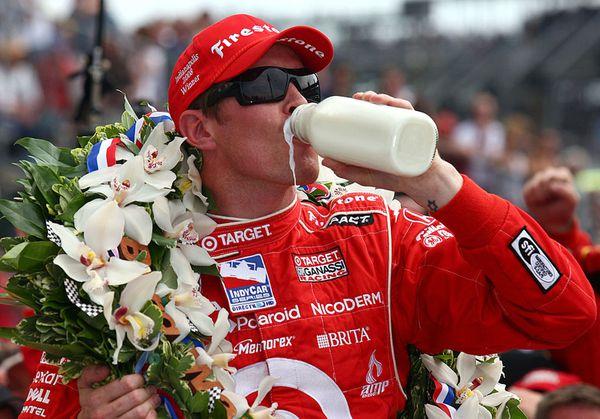 La organización prepara una botella para cada competidor, según sus gustos (Getty Images)