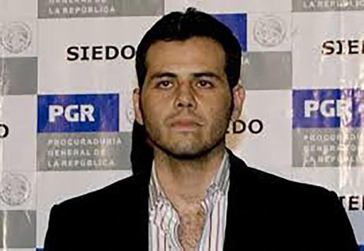 Vicente Zambada Niebla, El Vicentillo. Presunto actor intelectual de el asesinato del ex secretario de Seguridad Pública de Tijuana Alfredo de la Torre Márquez.