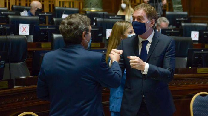 Apertura de Sesiones Legislativas - santilli - quiros