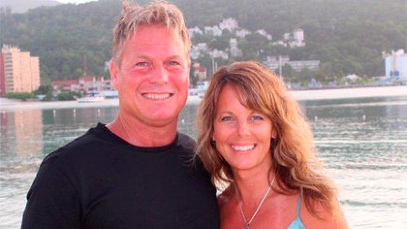Susana junto a su marido, Barry Morphew (Facebook)