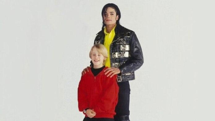 Macaulay Culkin mantuvo una amistad con el cantante durante años Foto: (YouTube: Agata Agata)