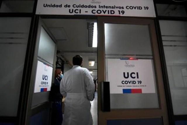 19/06/2020 Una UCI en un hospital en Valparaiso, en Chile POLITICA SUDAMÉRICA CHILE INTERNACIONAL PABLO OVALLE ISASMENDI/AGENCIAUNO