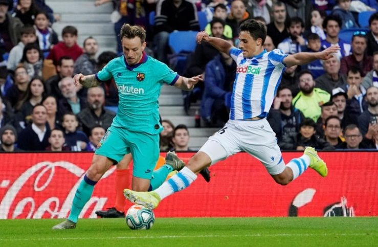Rakitic went from indispensable to forgotten in Barcelona