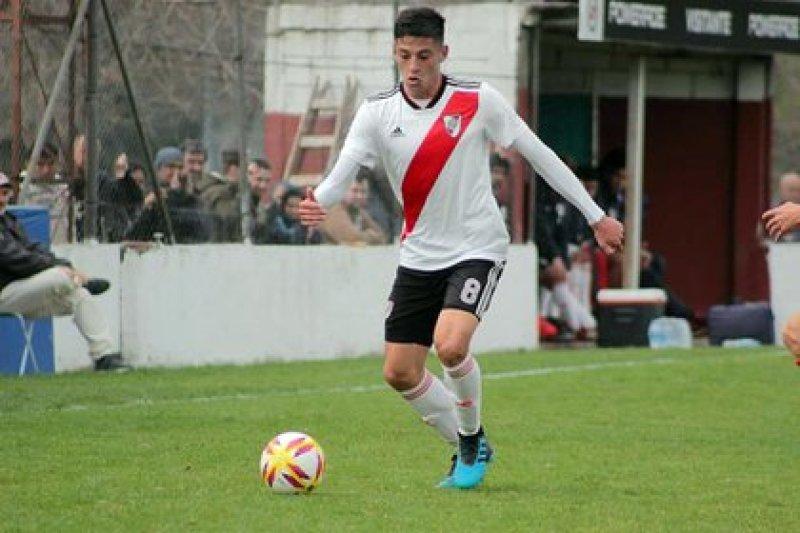 Tomás Castro Ponce llegó a River a los 6 años (tomicastro01)