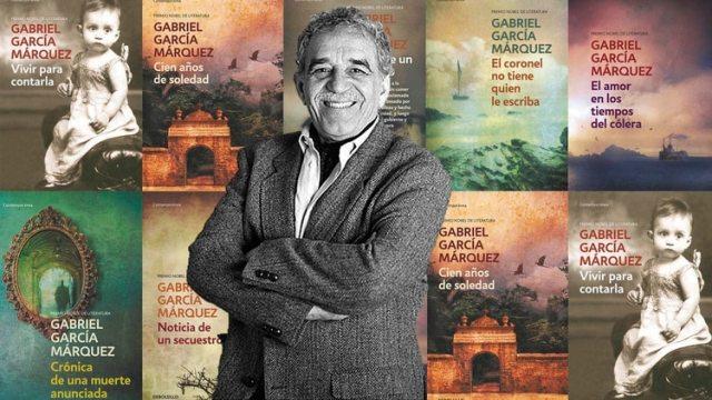 Gabriel García Márquez (Foto: Archivo)