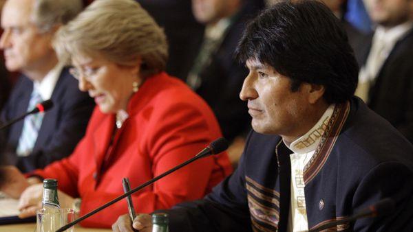 La tensión entre Chile y Bolivia ha aumentado en los últimos días (AP)