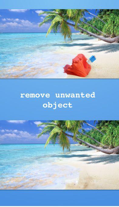 Eliminar objeto no deseado