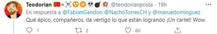 Puerto Pirámides (Twitter)