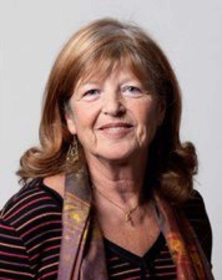 La francesa Séverine Auffret es escritora y profesora de Filosofía.