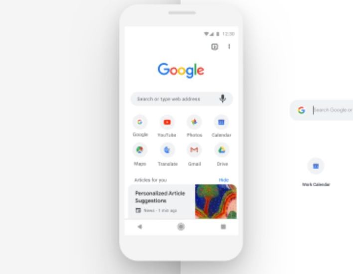31-05-2021 Chrome para Android POLITICA INVESTIGACIÓN Y TECNOLOGÍA GOOGLE