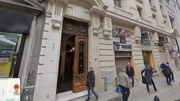 Forain tiene su sede en el 4 piso de un edificio ubicado en San Martín 66,