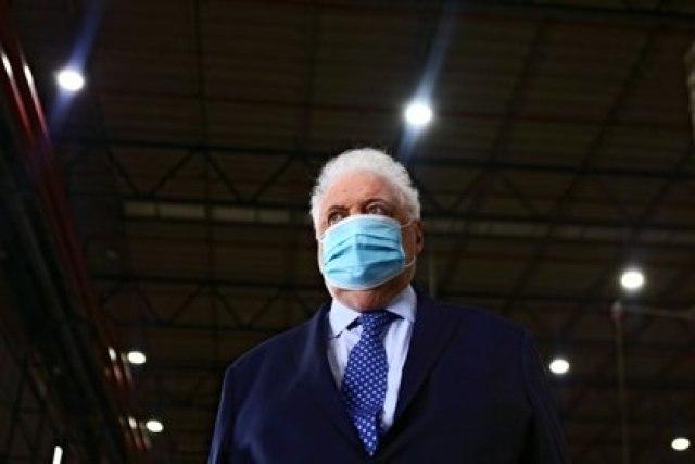En Juntos por el Cambio cayeron muy mal las declaraciones del minsitro de Salud, Ginés González García (REUTERS/Matias Baglietto)