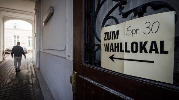 Las elecciones en Austria dieron un duro golpe al partido gobernante, la socialdemocracia (AFP)