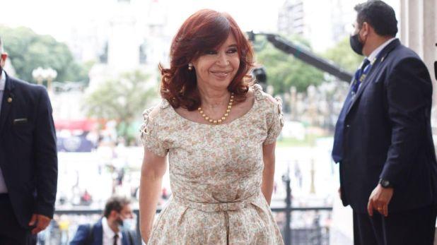 Cristina Fernández de Kirchner Asamblea Legislativa - sesiones ordinarias en el Congreso de la nación - 2021