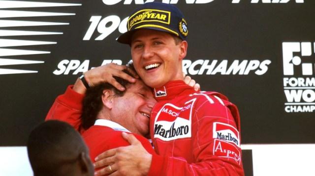 Jean Todtes uno de los pocos que visita habitualmente a Schumacher (Foto: Shutterstock)