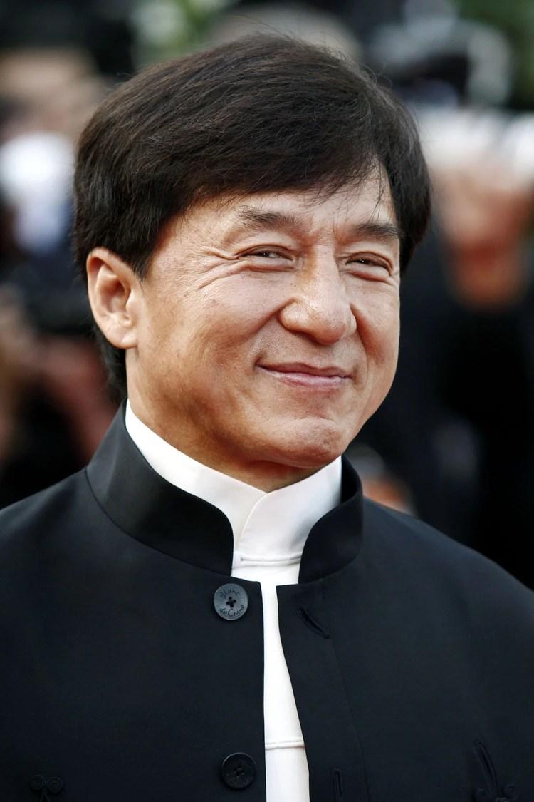 Jackie Chan (Shutterstock)