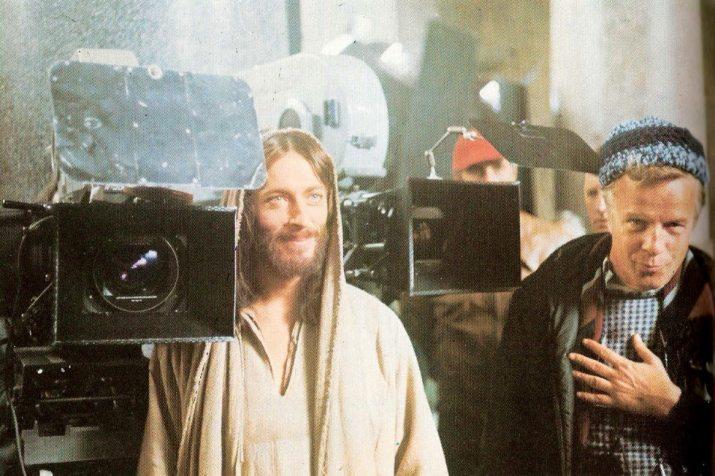 La película se rodó en Túnez y Marruecos. Powell y Zeffirelli en una de las escens (Foto: Archivo)