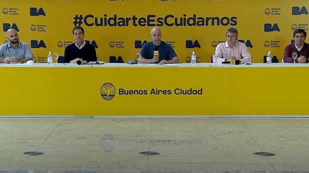Horacio Rodríguez Larreta les pidió la renuncia a dos funcionarios tras la polémica por los barbijos y la contratación de hoteles