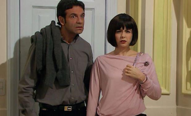 Marcelo de Bellis y Érica Rivas interpretan a Dardo y María Elena Fuseneco