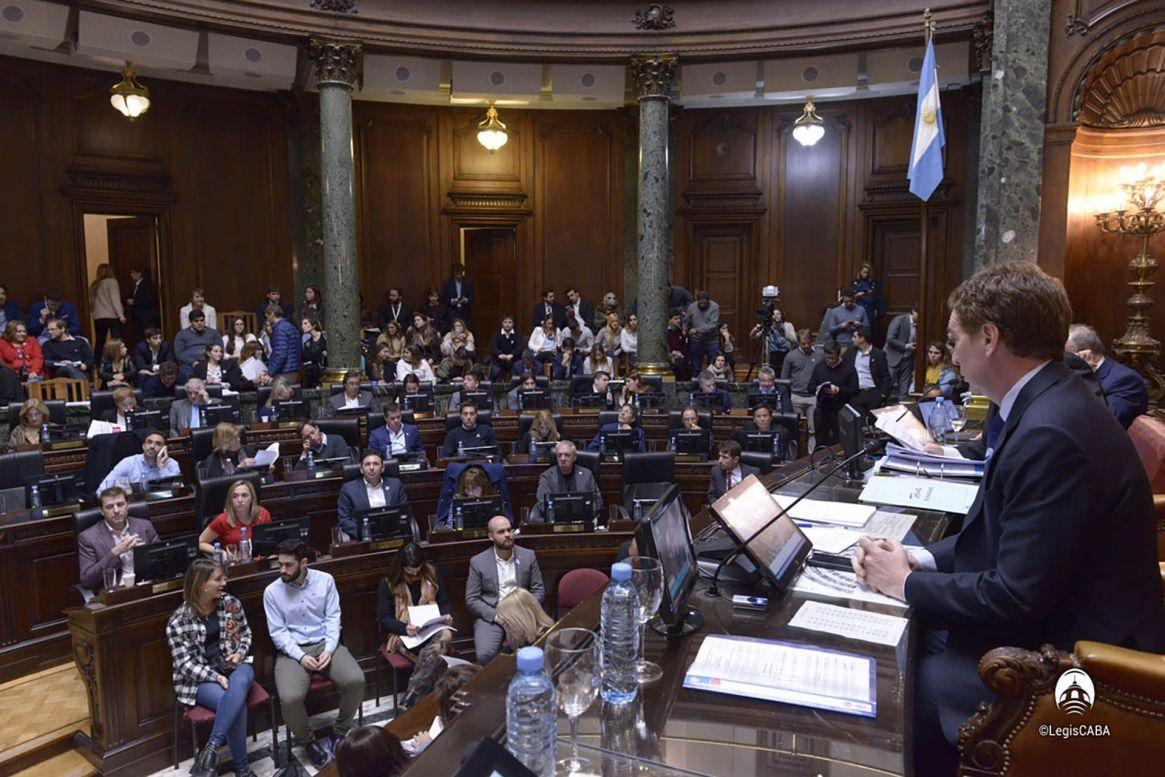 (Legislatura ciudad de Buenos Aires)