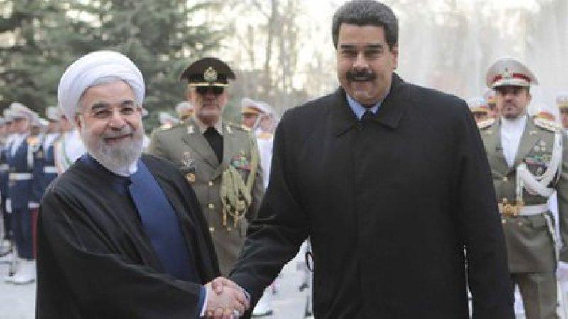 Irán y Venezuela estrecharon su alianza tras el aumento de las sanciones internacionales