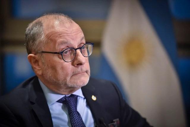 Jorge Faurie (Guille Llamos)