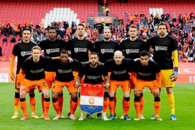 Holanda no se quedó afuera y es una de las cuatro naciones que se sumó al movimiento (Twitter: @OnsOranje)