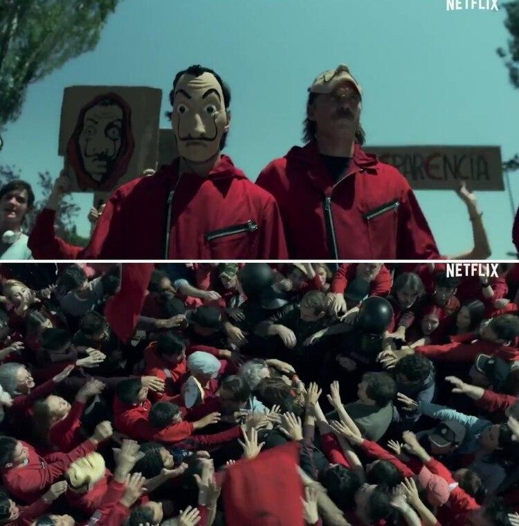 (Foto: Netflix/La Casa de Papel)
