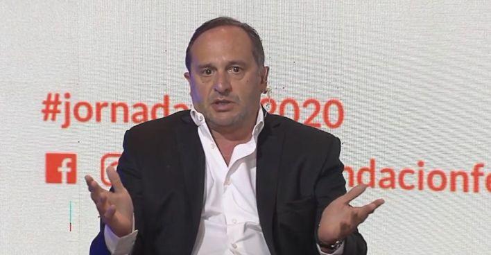 José Sánchez, presidente de la Federación Argentina de Prestadores de Salud