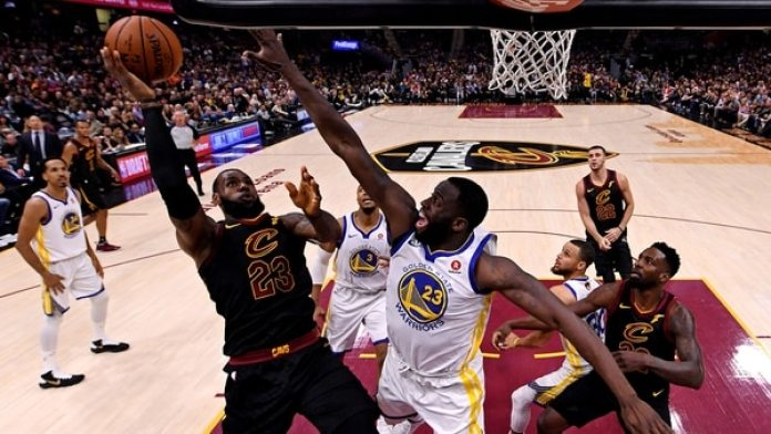 LeBron James no pudo doblegar a los Golden State Warrios en la finales de la NBA (Reuters)
