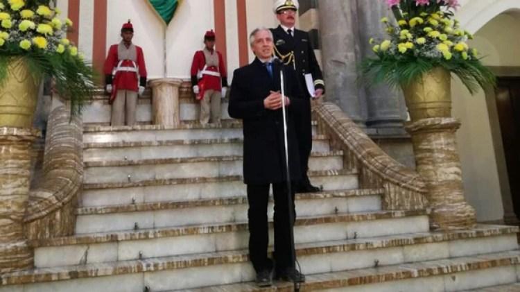 Alvaro García Linera, vicepresidente de Bolivia, también participará del evento