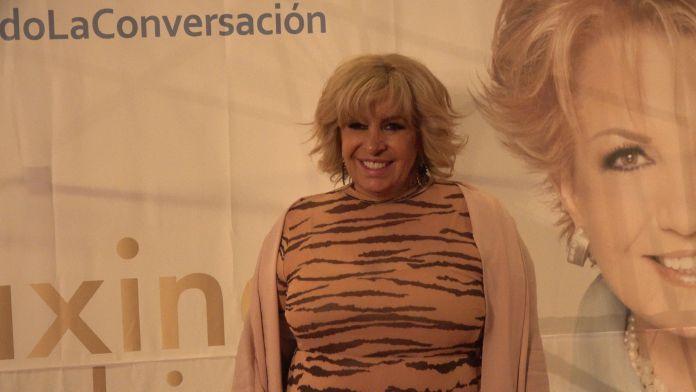 "Magda Rodríguez, productora del programa ""Hoy""  (Foto: Infobae México)"