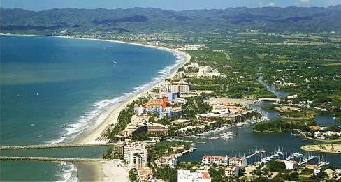 Panorámica de la Riviera Nayarit (Foto: especial)