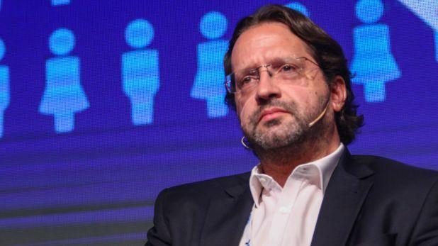 Marco Lavagna, titular del INDEC. (Christian Heit)