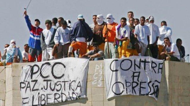 Las cárceles de Brasil son centros de reclutamiento y de operaciones para las grandes organizaciones criminales, como el PCC