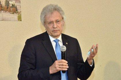 Sergey Razov, embajador de Rusia en Italia (EFE/EPA/TIZIANO MANZONI)