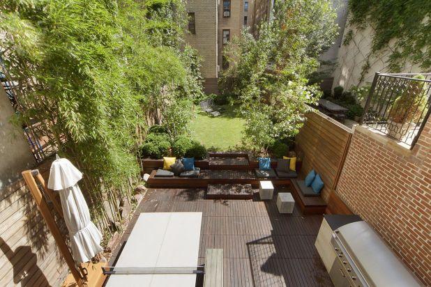 El acceso a una terraza propia se convirtió en un objeto deseado