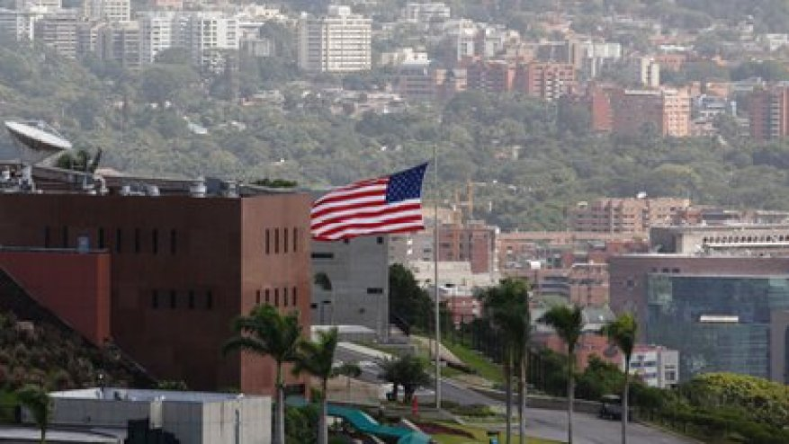 US Embassy in Caracas