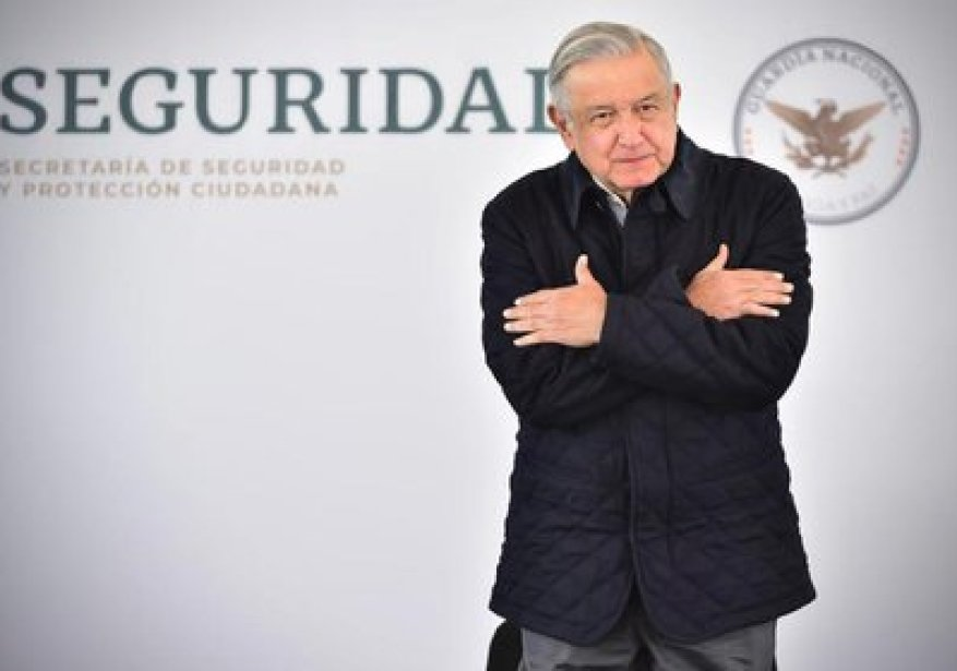AMLO tested positive for COVID-19 (Photo: Courtesy of the Presidency)