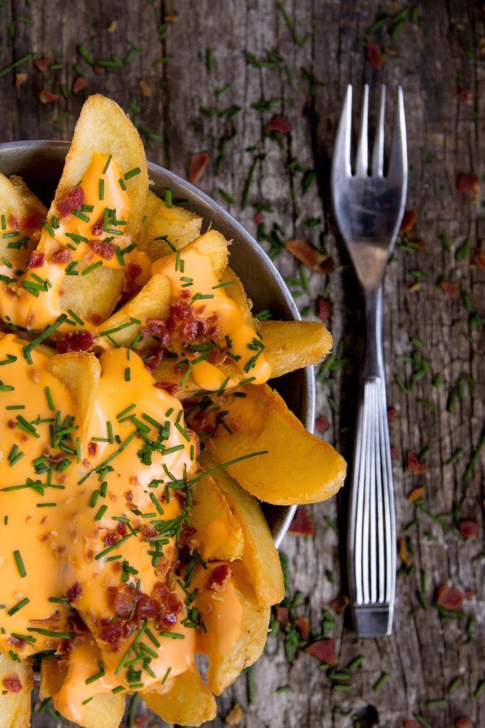 Con queso cheddar, ciboulette y jamón crudo , las estrellas de Varvarco