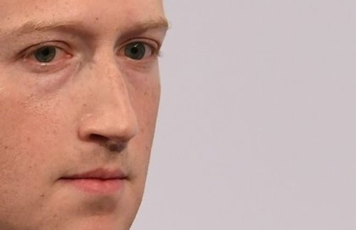 FILE PHOTO: Facebook CEO Mark Zuckerberg attends a security conference in Munich, Germany, February 15, 2020. REUTERS/Andreas Gebert/File Photo