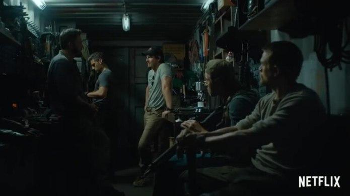 """""""Triple frontera """" llega a los cines y a Netflix en marzo"""