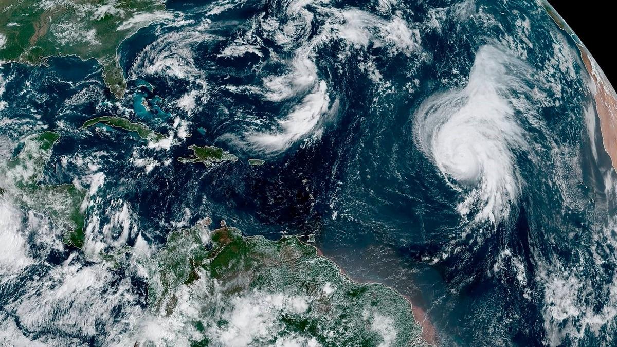 El huracán Lorenzo nos recuerda los riesgos del cambio climático